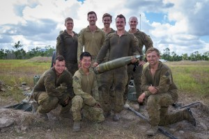 First artillery shell order confirmed for Maryborough