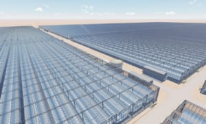 Planning begins for Concentrated Solar Thermal (CST) plant