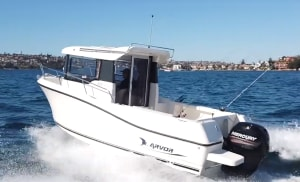 VIDEO: Arvor 605 Sportsfish