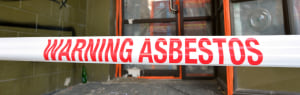 Asbestos warning for old heaters