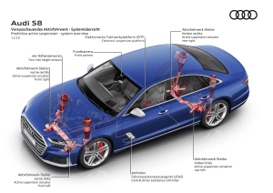 Audi developing dynamics superbrain