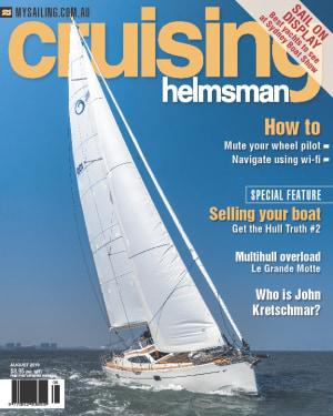 Cruising Helmsman - MySailing com au