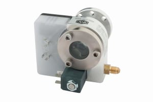 Smart valve to manage oil regulation
