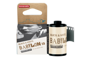 Lomographic Society announces new Black & White Kino film collection