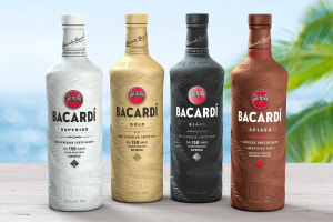 Bacardi to introduce biodegradable bottle