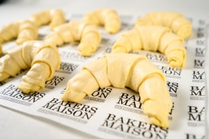 Oui! Ready-to-bake croissants arrive