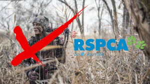 RSPCA Push For Bow Hunting Ban