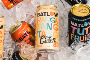 Batlow Cider branches out into house blends