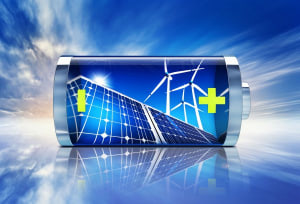 New standard for battery storage
