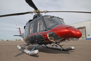 Bell 412 passes 40 Years in Service
