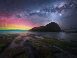 Sydney photographer makes 25-strong shortlist in 2020 Northern Lights Photographer of the Year