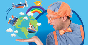 16 billion views later, Haven signs Blippi for ANZ