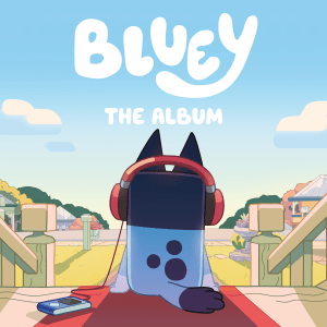 Bluey makes history with chart-topping album