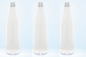 KHS develops lightweight returnable PET bottle