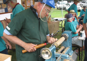 Blackall woodcrafters to hold one day event