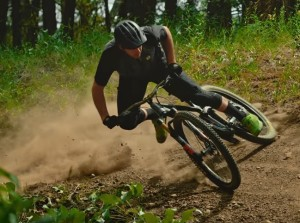 WATCH: Bryn Atkinson tears up with the new Norco Optic