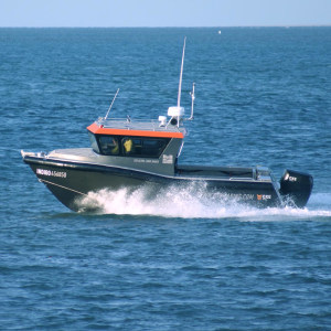 BtB Marine workboat chosen for survey program
