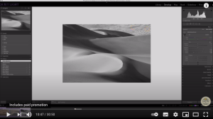 Video: Processing images into black and white