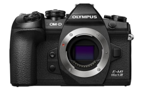 Olympus E-M1 Mark III announced