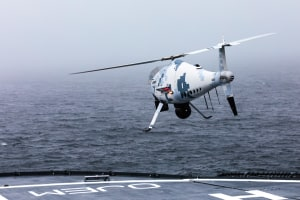 Camcopter completes OPV flight trials in Finland