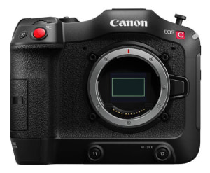 Canon announces EOS C70 cinema camera