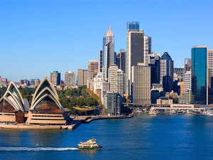 Sydney CBD gets green power