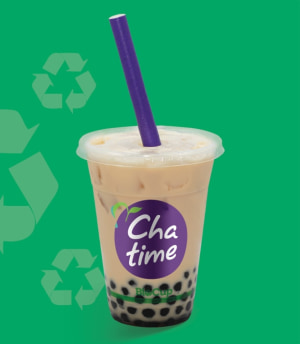 Chatime to ditch single-use plastic