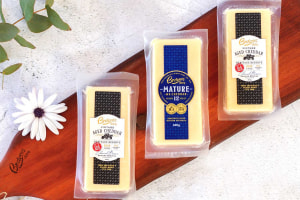 Brownes Dairy brings back cheddar to WA