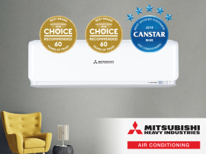 Voted best air conditioner brand second year in a row