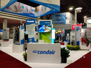 Showcase of Condair's new product range