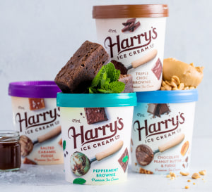 Brighter, lighter for Harry's new tubs