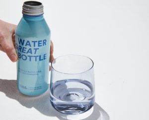 Updated: Cotton On launches water bottled in aluminium