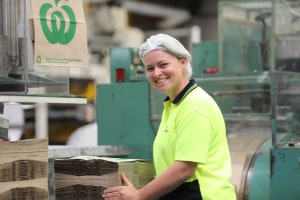 Woolworths, Detpak: local manufacturing in the bag