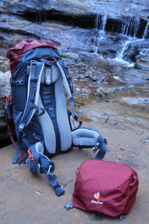 Review: Deuter Aircontact Lite 45L+10L