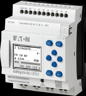 Control relay options