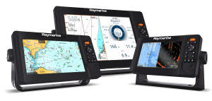 Raymarine Element S Navigation Displays