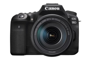 Canon announces EOS 90D DSLR