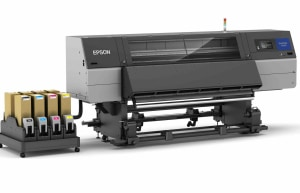 Epson expands into high volume dye-sublimation