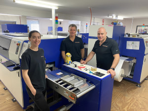 Print21 magazine: Epson serves up quality