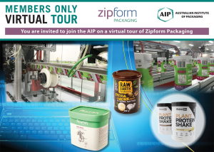 AIP invites members on virtual tour of Zipform