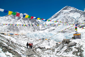 Microplastics discovered on Everest
