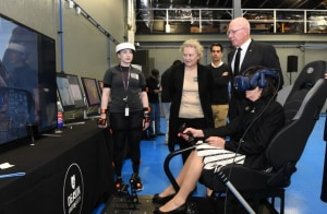 Deakin opens new defence secret-rated facility