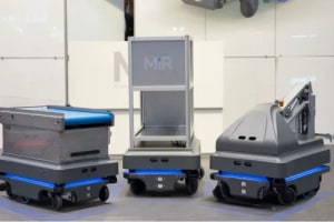 Diverseco to partner with Konica Minolta on robots