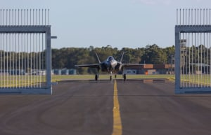 NSW company positions for F-35 work