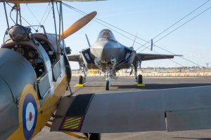First local production lot of F-35 ammunition complete