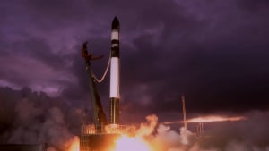UNSW and RAAF launch M2 Pathfinder satellite