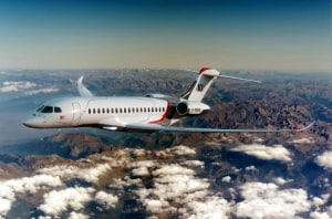 Dassault announces Falcon 10X Business Jet