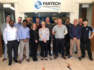 Fantech Capital HVAC launch