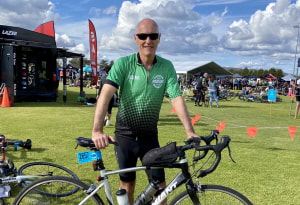Terry's Story - From Brain Haemorrhage To Riding The Mudgee Classic