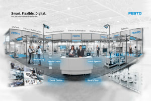Virtual exhibit brings industrial transformation to life